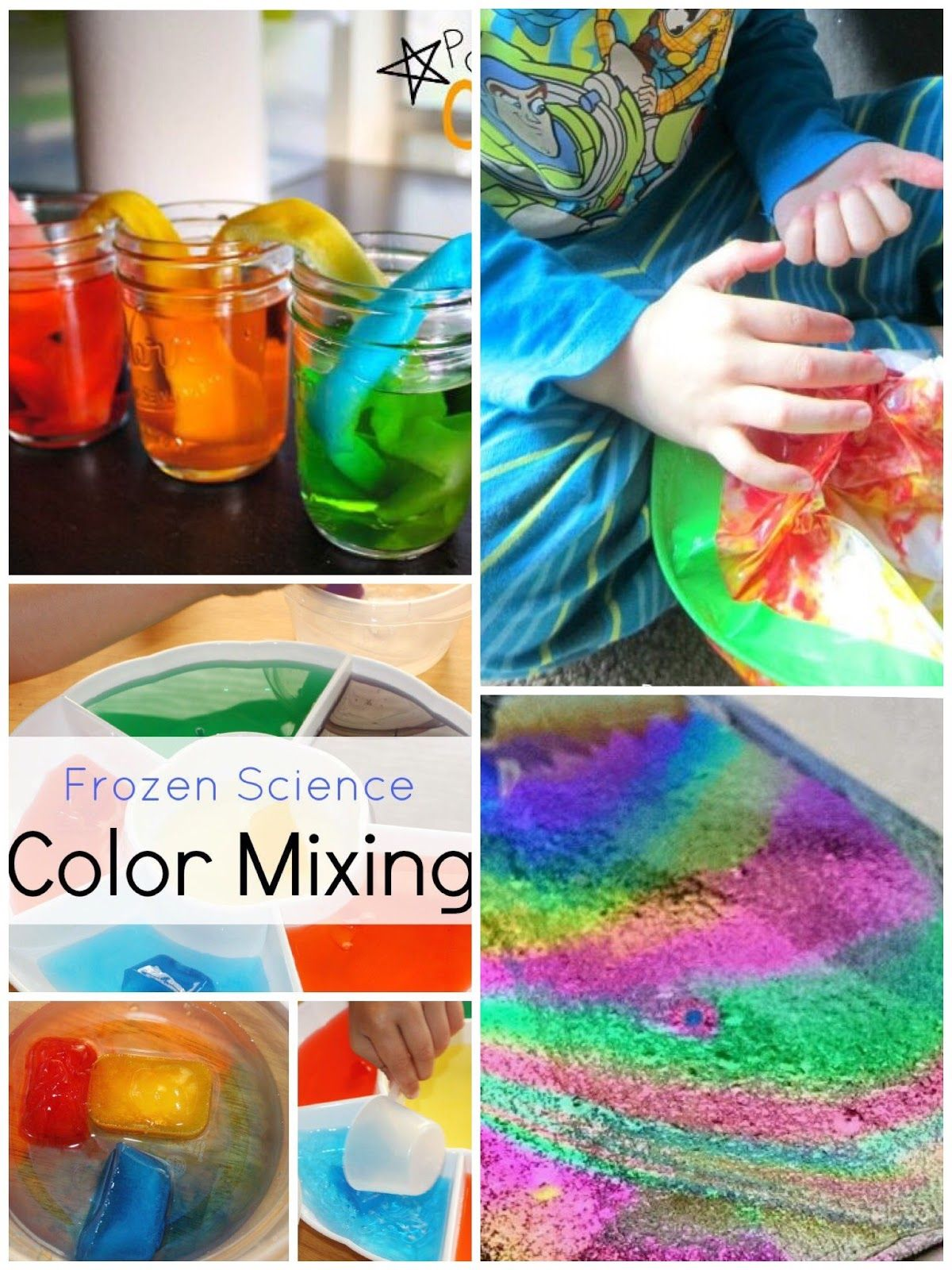 50 Color Recognition Activities