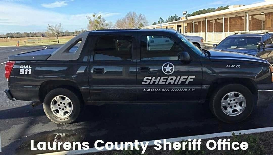 Laurens County Ga Sheriff S R O Chevy Avalanche Slicktop South Carolina Highway Patrol Police Cars Chevy Vehicles