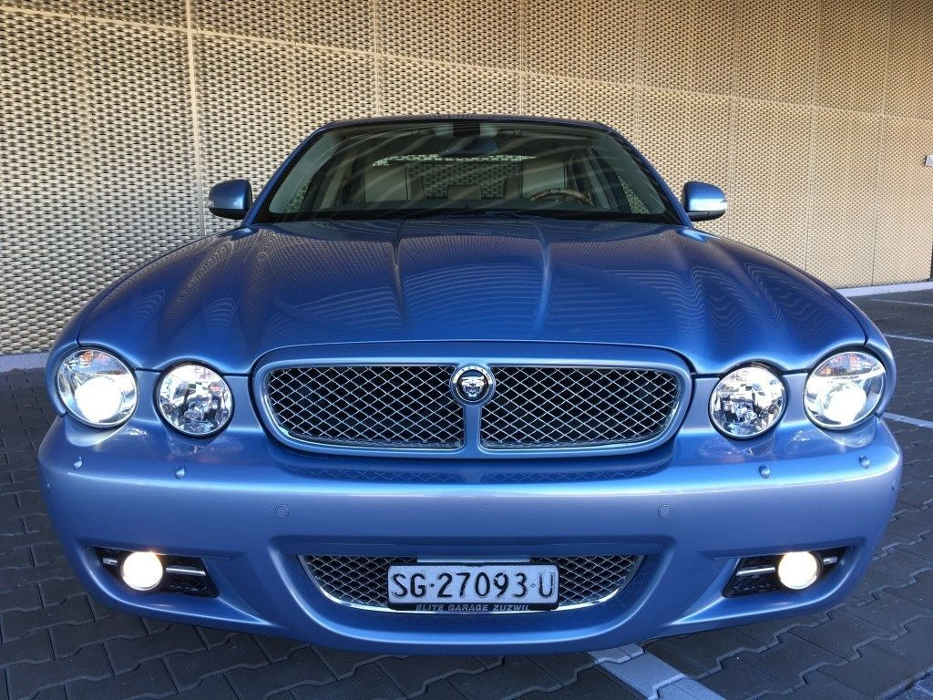 2007 Jaguar XJ8   4.2 V8 Sovereign | Classic Driver Market