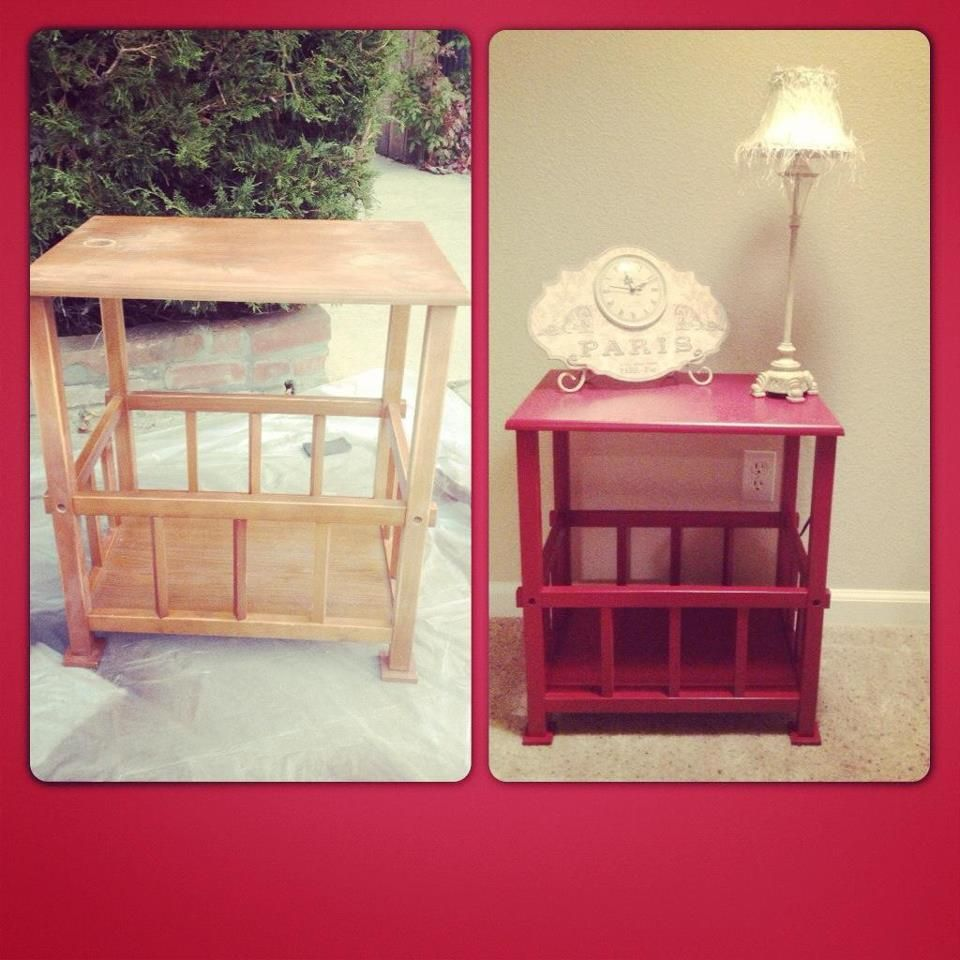 $5 Goodwill Find! Love This Makeover :) My Daughter Jenny