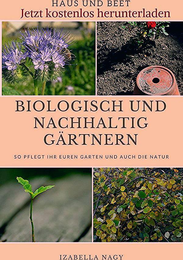 """Photo of Freebook """"Biologisch und nachhaltig gärtnern"""" – Haus und Beet"""