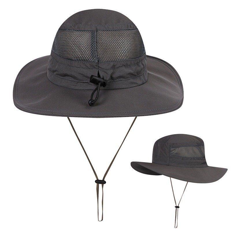 c1d8ab3b US$ 12.96 - Men Women Outdoor Sports Waterproof Quick-dry Hat Casual Visors  Breathable Fishingmen Cap