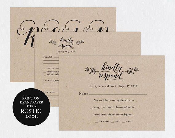 RSVP Postcards Templates Wedding Rsvp Cards Rsvp Online RSVP Cards - Rsvp postcard template