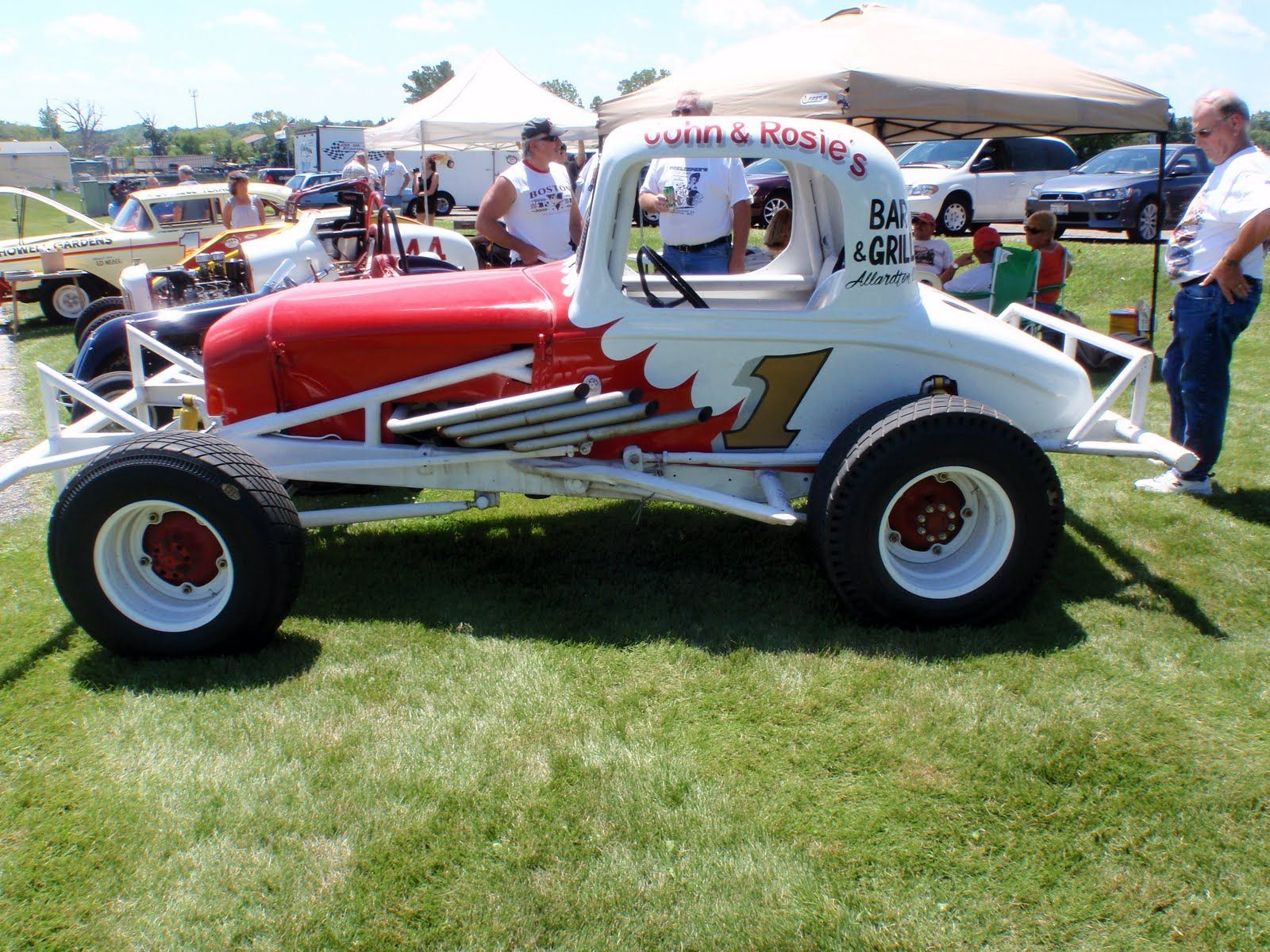 vintage race cars - Bing images | Sprint cars, midgets and ...