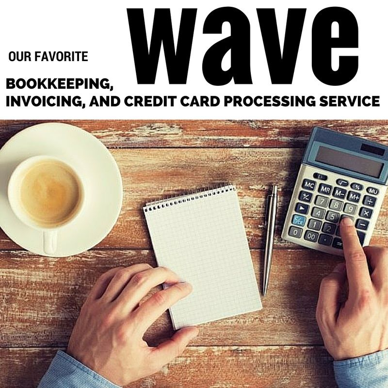 Best bookkeeping, invoicing, and credit card processing