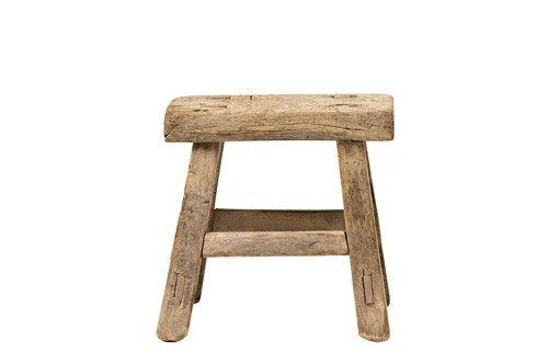 tabouret chinois traditionnel en bois vintage banc pinterest tabouret bois et tabouret bois. Black Bedroom Furniture Sets. Home Design Ideas