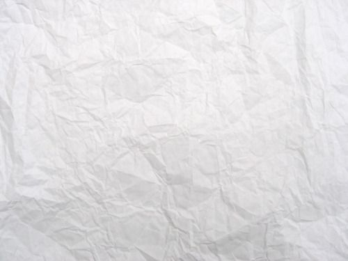 White Paper Paper Texture White Crumpled Paper Textures Paper