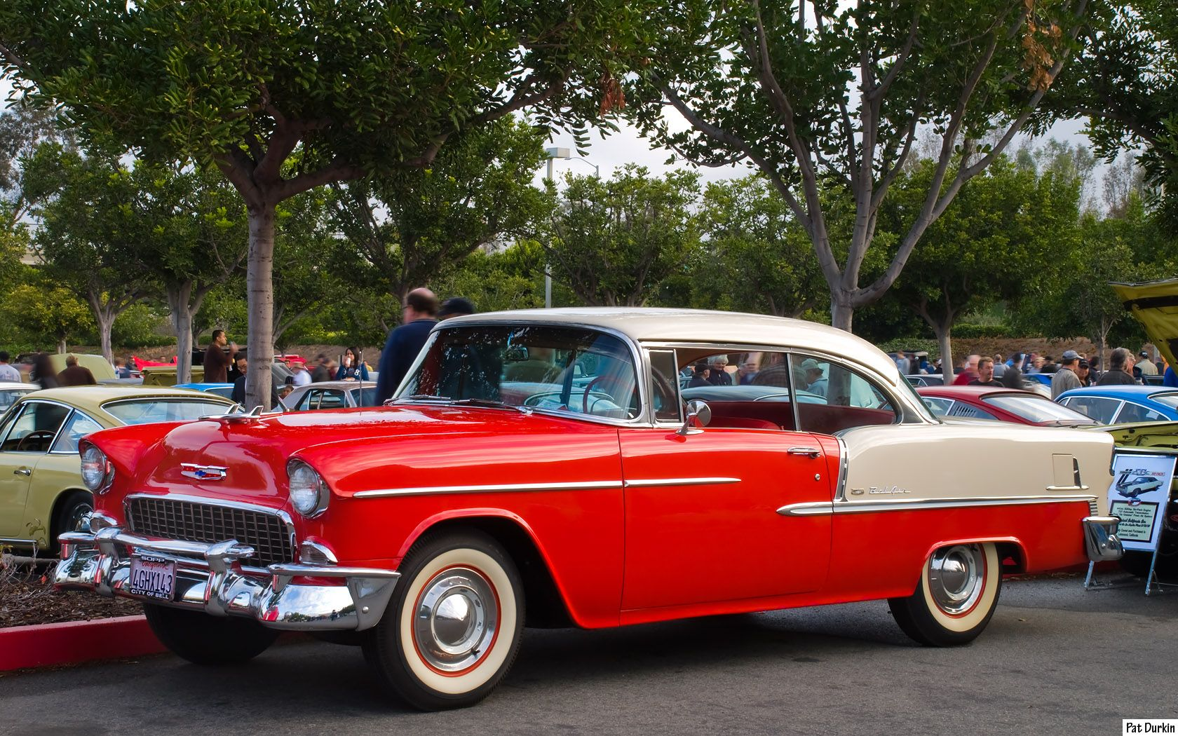 Chevrolet Bel Air Sport Coupe 1955 Chevy Pinterest Images Pictures And Videos