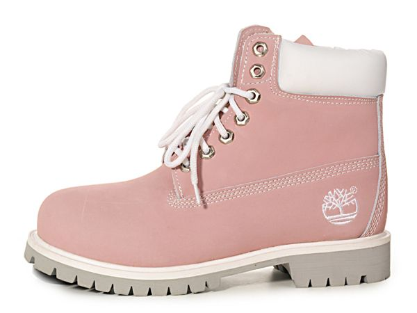 edf25c28c2f0 Timberland Women's 6-Inch Premium Boot-Pink White | shoes in 2019 ...