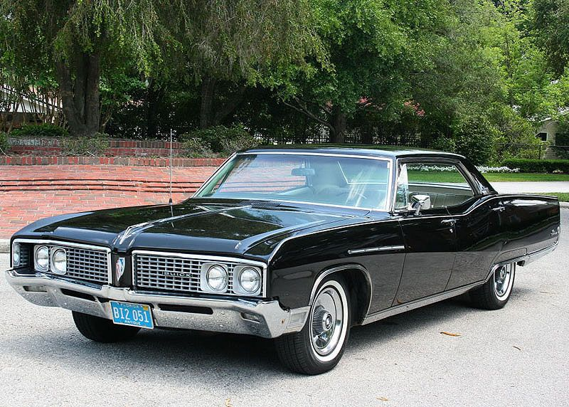 1968 Buick Electra Sedan | MJC Classic Cars | Pristine Classic Cars For Sale – L…