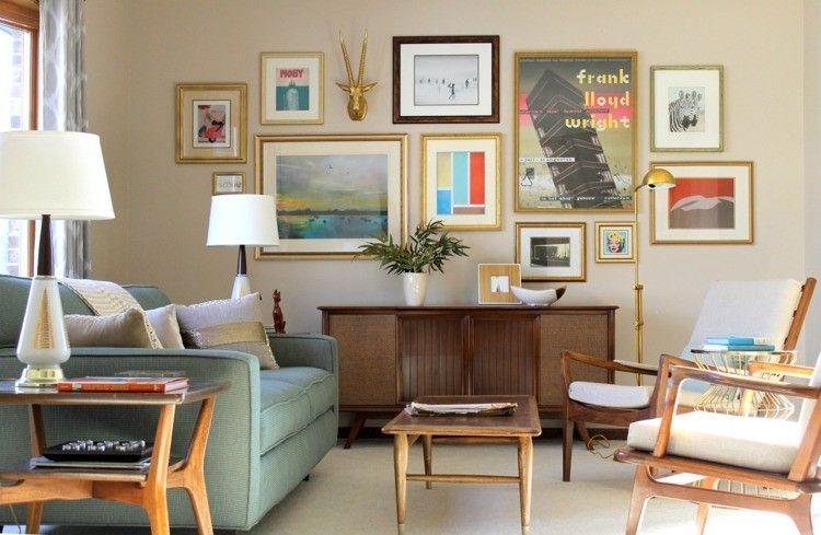 High Quality Muebles Y Cuadros Vintage Para El Salón