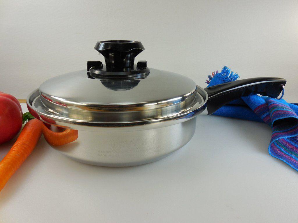 Lustre Craft  Quart Pan