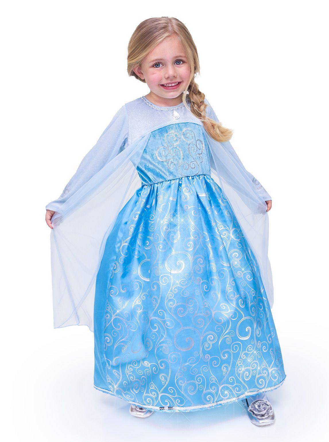 Ice Princess Dress | Frozen Bday Party | Pinterest | Ice princess ...