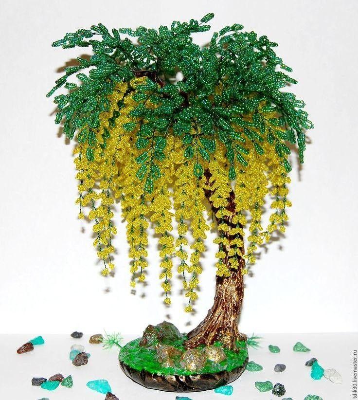 Одноклассники | perlenbaum | Pinterest | Perlen basteln, Baum und Perlen