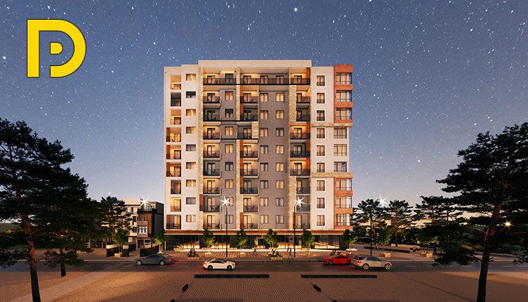 مشروع فاركتيلي تبليسي Varketili Tbilisi Project برو ديفيلوبرز Building Tbilisi Multi Story Building