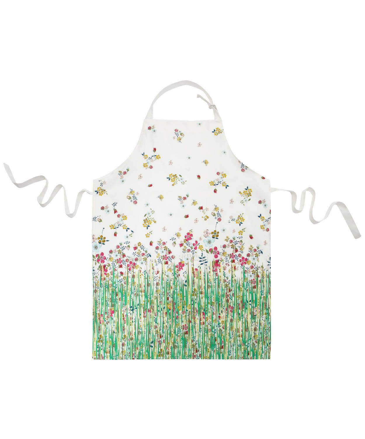 Grass Liberty Print Apron, Liberty London. Shop more kitchen accessories from the Liberty London collection online at Liberty.co.uk
