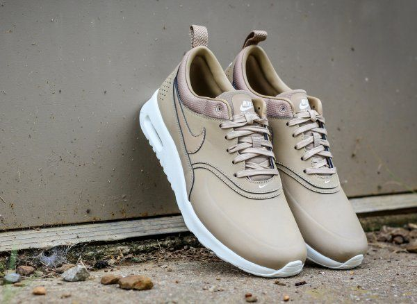 hot sale online e0d1a d70a4 Nike Wmns Air Max Thea PRM Desert Camo (beige) (2)