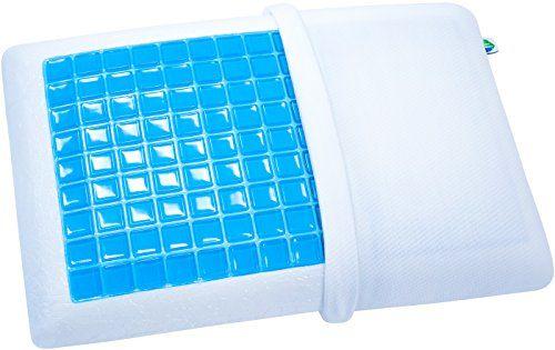 Pharmedoc Memory Foam Pillow With Cooling Gel 1 Most C Gel