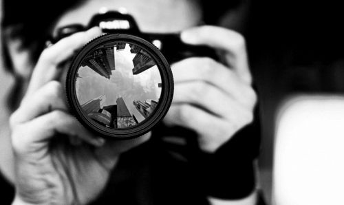 Tumblr Photography Black And White Camera City Photograph