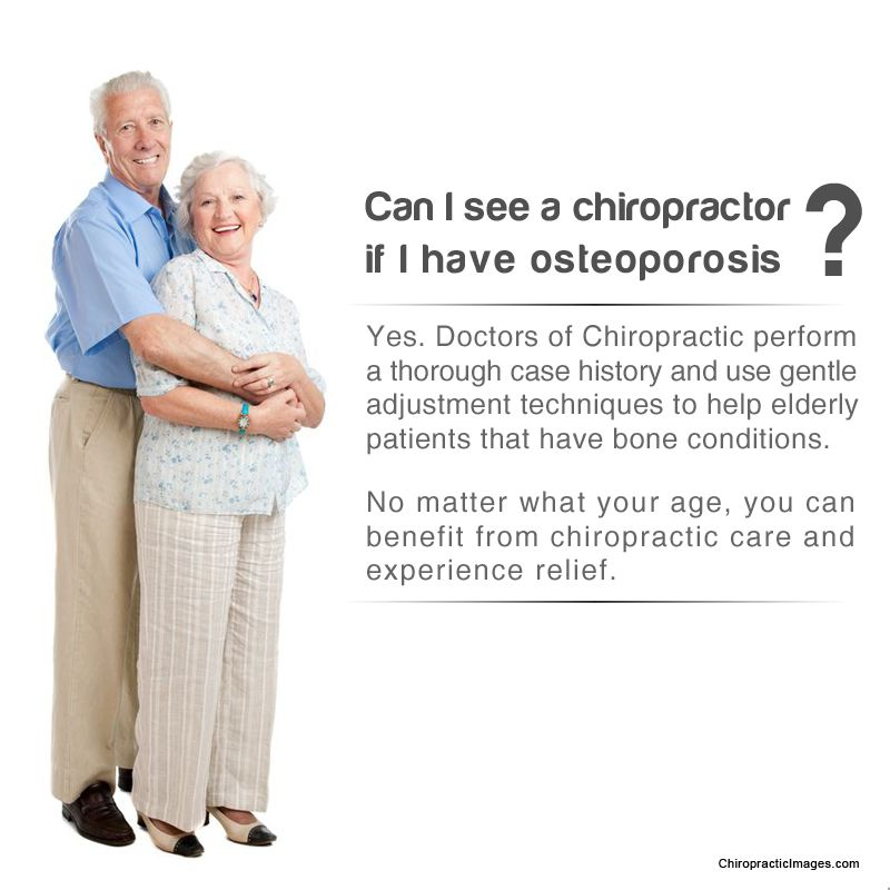 11++ Is a chiropractor good for osteoporosis ideas in 2021