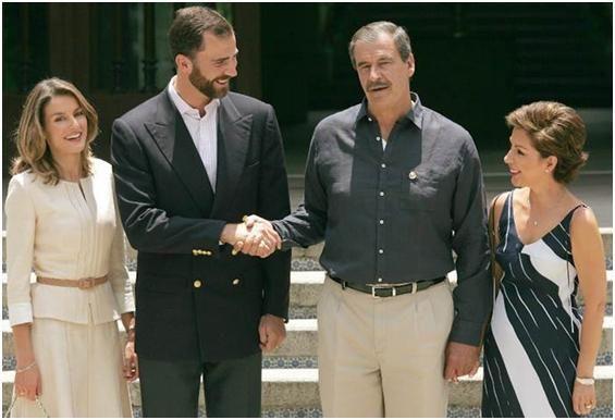 Felicitación a S.S.M.M. el Rey Felipe VI y la Reina Letizia desde el PP de España en México   PP Exterior