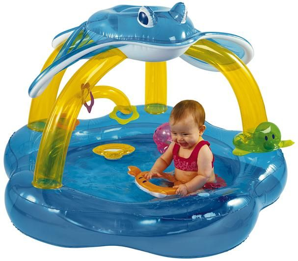 Baby Pool Inflatable Baby Pool Infant And Childrens Activity