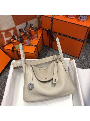 Hermes Lindy 26 30 Craie Chanel Bag Louis Vuitton Bag Women Handbags