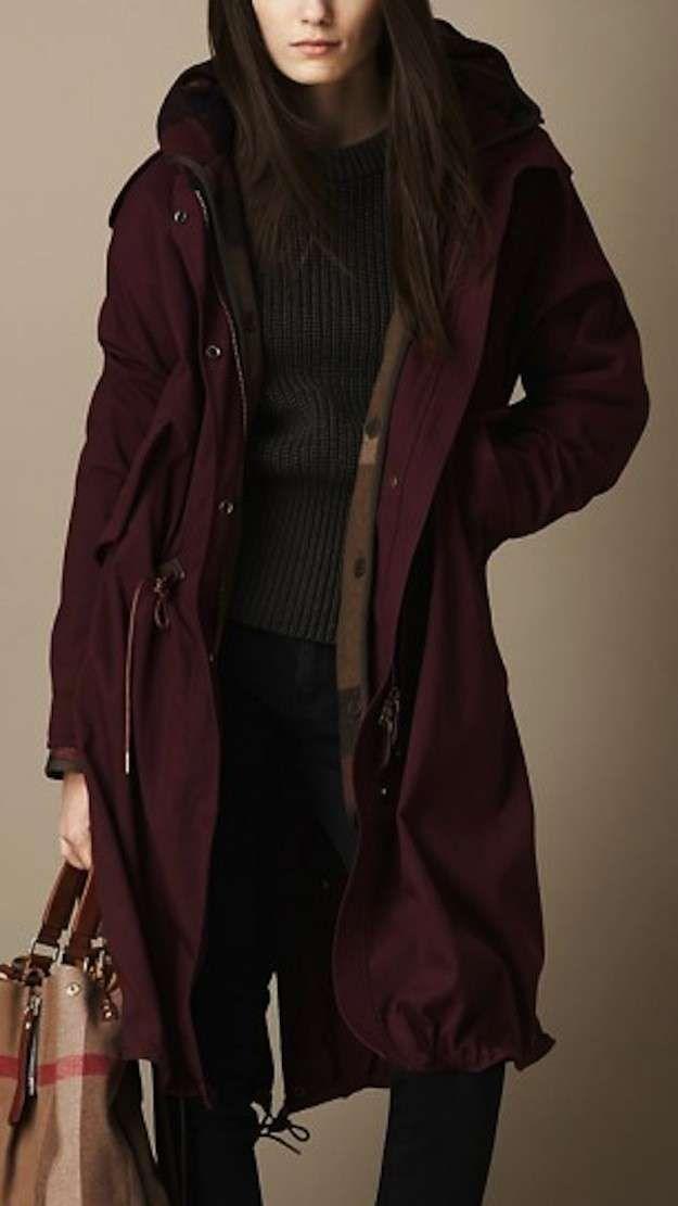 El Color Que Marca Tendencia Ropa Ropa De Invierno Mujer Moda