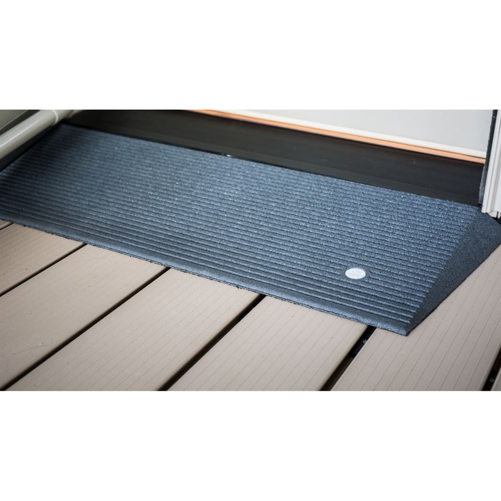 Thrbe 150 Ez Access Transitions Rubber Modular Threshold Ramp 5 Threshold Ramp Ramp Wheelchair Ramp