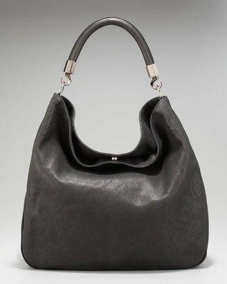 YSL Smoked Gray Handbag. DrGMB | Tas, Hermes