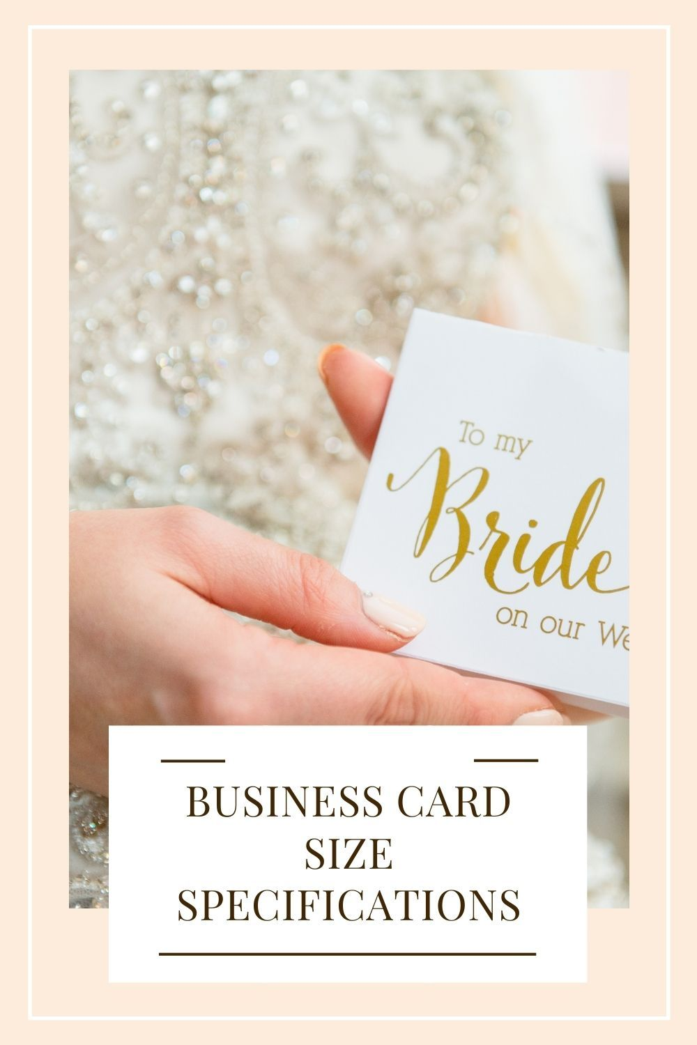 Business Card Size Specifications Business Card Size Card Sizes Cards