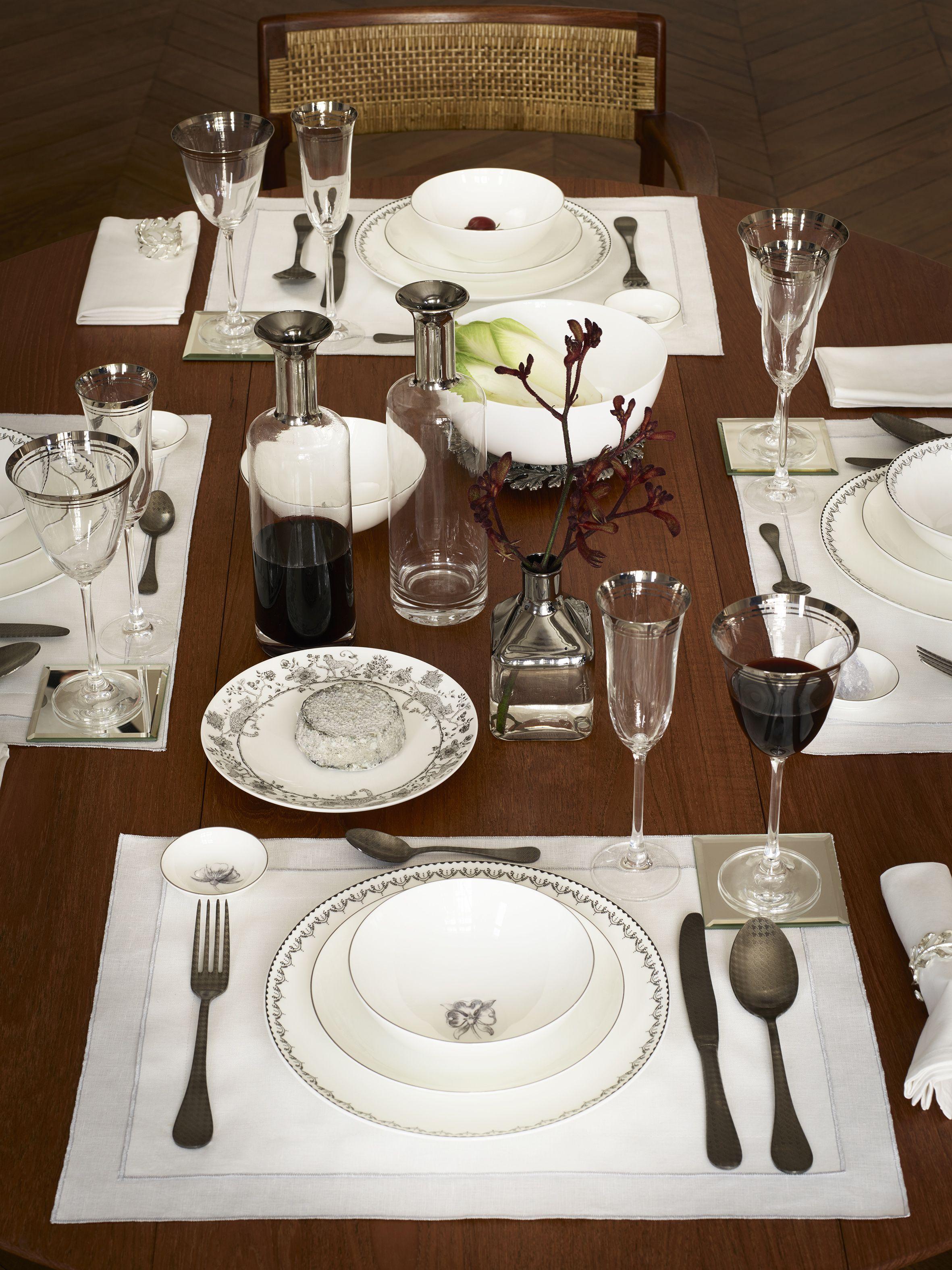 Interiores pinterest servicio de mesa decoraci n hogar y probar - Pinterest decoracion hogar ...
