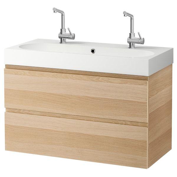 Double Vasque 120 Ikea Idees