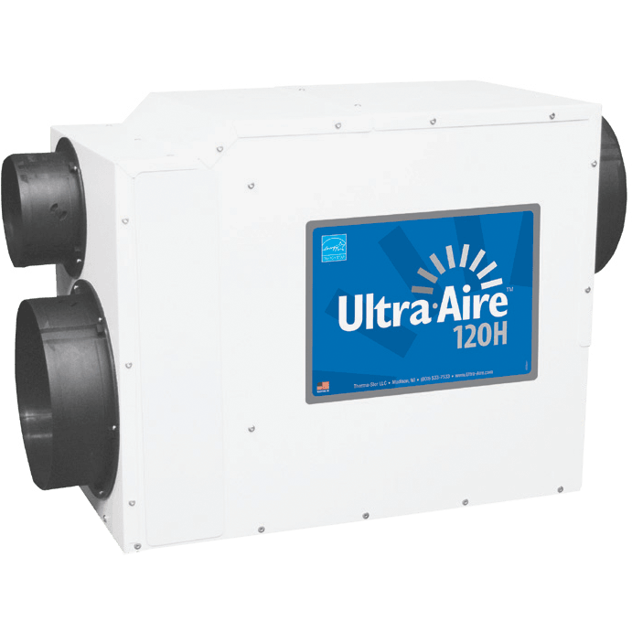 UltraAire 120H Ventilating Dehumidifier Dehumidifiers