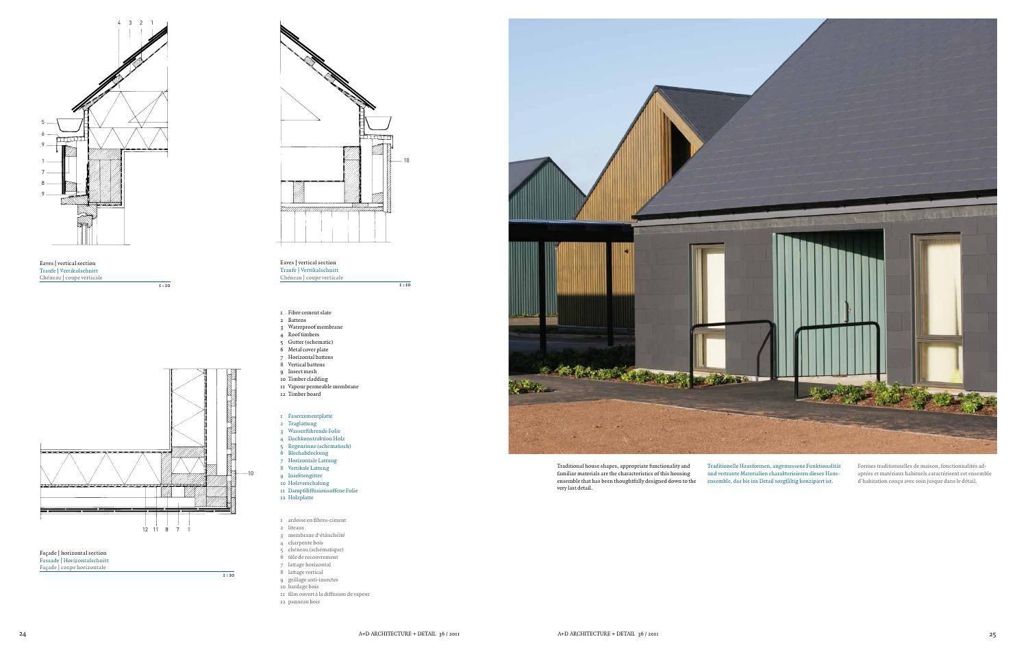Architecture Detail Magazine Issue 36 Details magazine