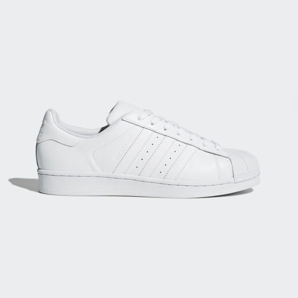huge discount 6ee89 faebf Shop the Superstar Foundation Shoes - White at adidas.comus! See all the  styles and colors of Superstar Foundation Shoes - White at the official  adidas ...