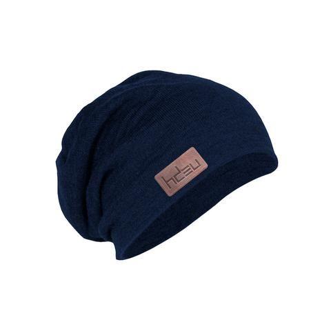 Urban Classics Beanie Basic Flap Mütze schwarz