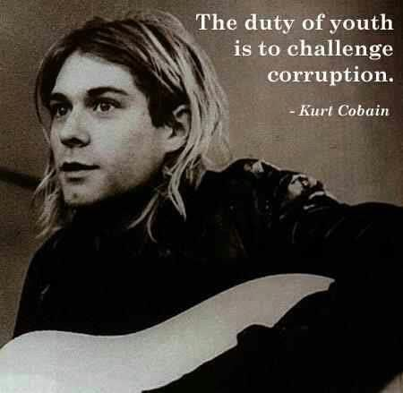 Corruption is very real.