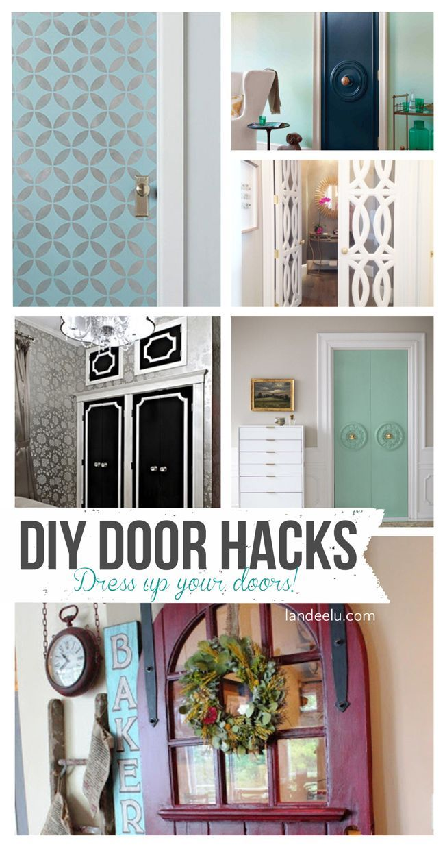 Diy Interior Door Hacks Home Design Diy Diy Interior Doors Diy