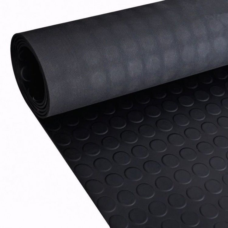 Rubber Floor Mat Anti Slip Dots Swimming Home Office Doormat Protection Sheet Sales Home Garden Discounts Rubber Flooring Rubber Floor Mats Safety Floor