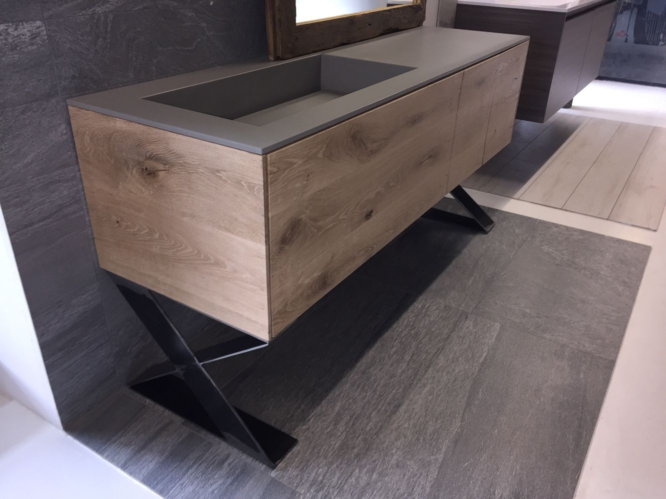 Industrie Design Badmobel Von Www One Bath De Wunderschoner