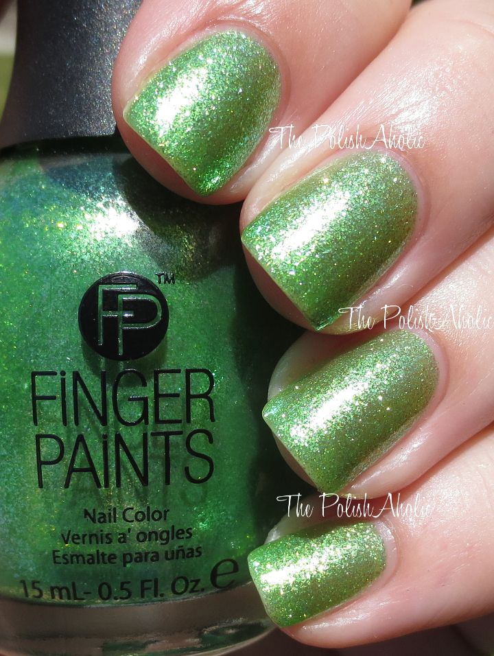 Finger Paints - Margarita Mambo | Nail Polish I Own (China Glaze + ...