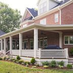 Large Double Porch in Nashville's Brentwood Area