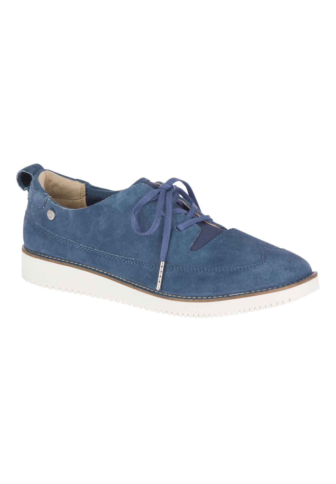 Chowchow Wt Oxford Shoes By Hush Puppies Women S Plus Size Clothing Products Shoes Suede Oxfords Oxford Shoes Outfit