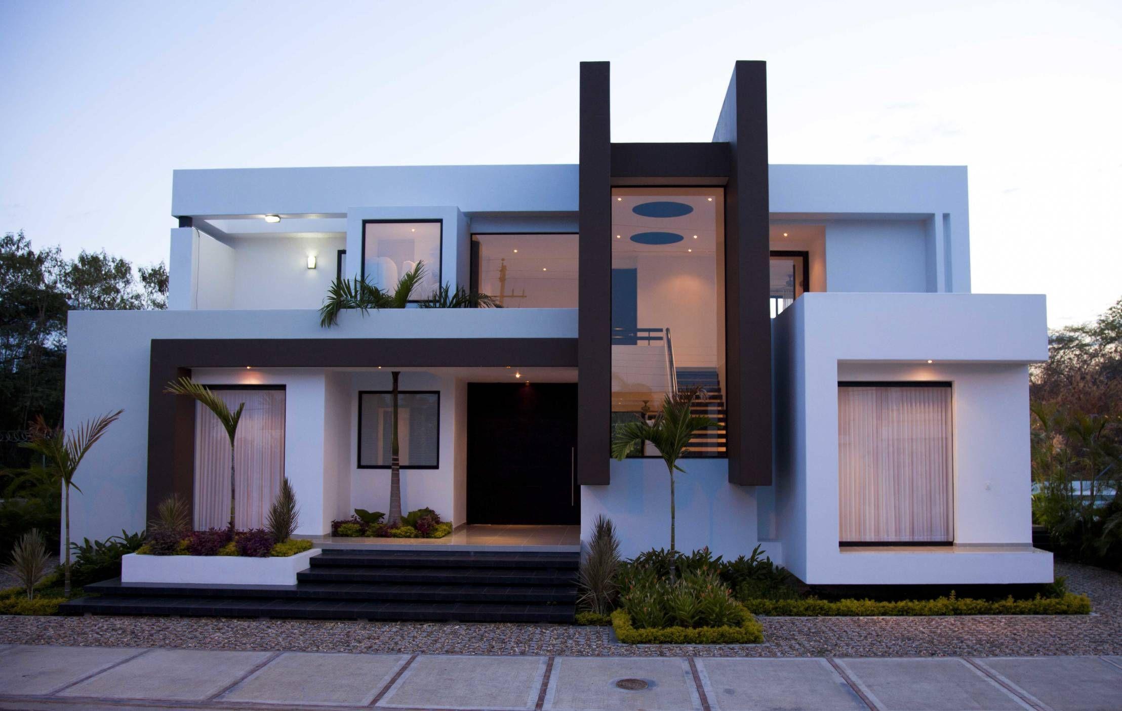 Endlich die Idee für\'s Traumhaus: 7 moderne Häuser zum Staunen