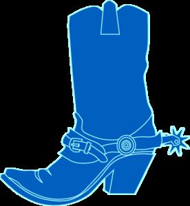 Cowbpy Hat Blue Clip Art | Gender reveal | Pinterest | Clip art ...