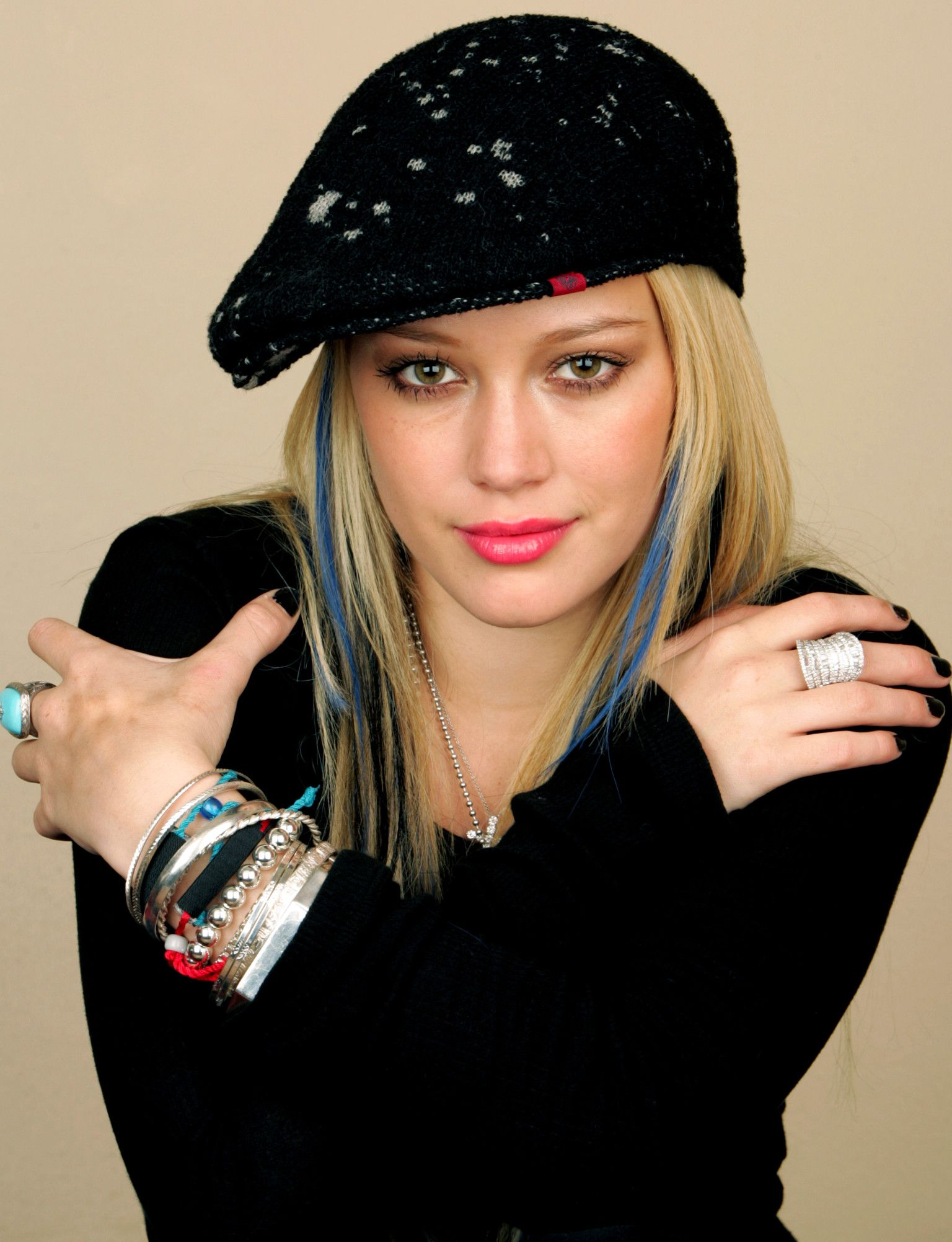 superb How To Be A Perfect Teenager Part - 8: Hilary Duff Was The Perfect Teenager