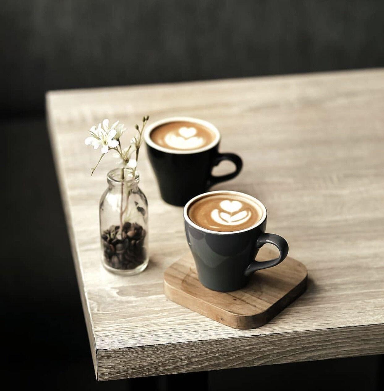 110 Coffee Ideas Káva čaj Jídlo