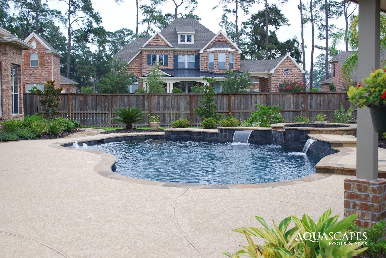 Pool Builders Houston TX, Residential Pools: Swimming Pools ...