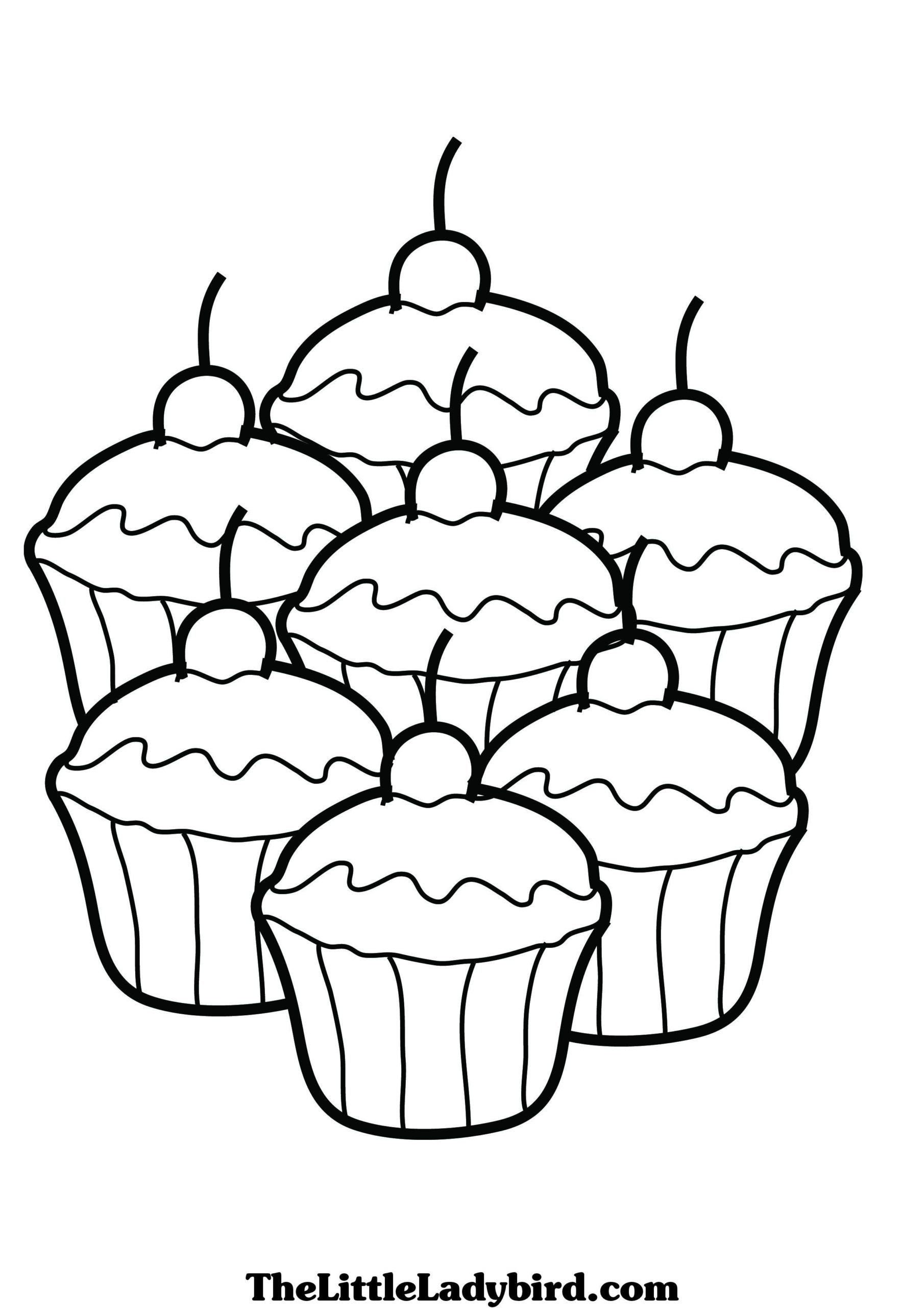 Birthday Cupcake Coloring Pages Coloring Pages Top Awesome Food Cupcakes Happy Birthday Cupcake Coloring Pages Cartoon Coloring Pages Food Coloring Pages